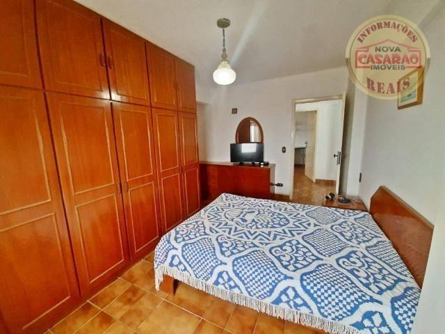 Apartamento com 3 dormitórios à venda, 115 m² por R$ 320.000 - Tupi - Praia Grande/SP - Foto 12