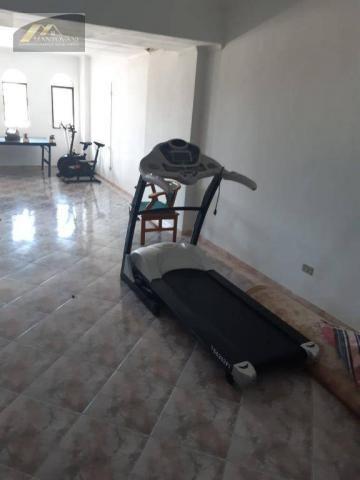 Apartamento com 2 dormitórios à venda, 77 m² por R$ 380.000,00 - Guilhermina - Praia Grand - Foto 2