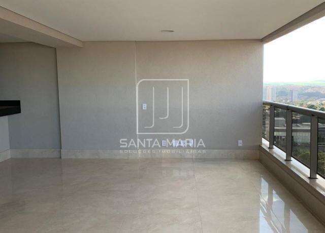 Apartamento à venda com 4 dormitórios em Res morro do ipe, Ribeirao preto cod:64605 - Foto 3