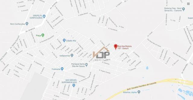 Casa com 2 dormitórios à venda, 74 m² por R$ 103.049,40 - Jardim Asa Branca I - Cianorte/P - Foto 7