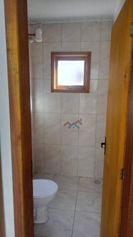 Casa com 2 dormitórios à venda, 50 m² por R$ 155.000,00 - Centro - Nova Santa Rita/RS - Foto 10