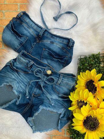Roupas modinha,monte seu look com um ótimo preço e fique maravilhosa, - Foto 6