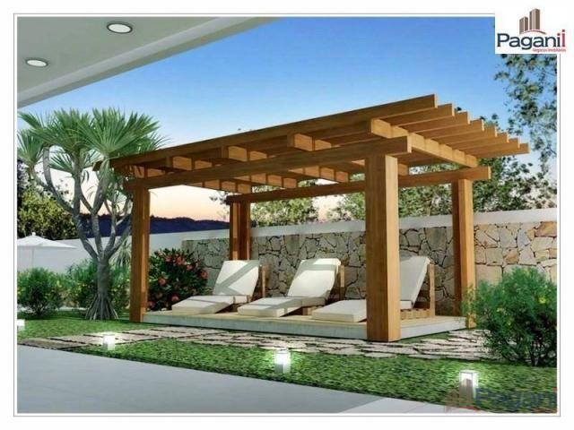 Apartamento com 3 dormitórios à venda, 126 m² por R$ 817.000,00 - Centro - Palhoça/SC - Foto 19