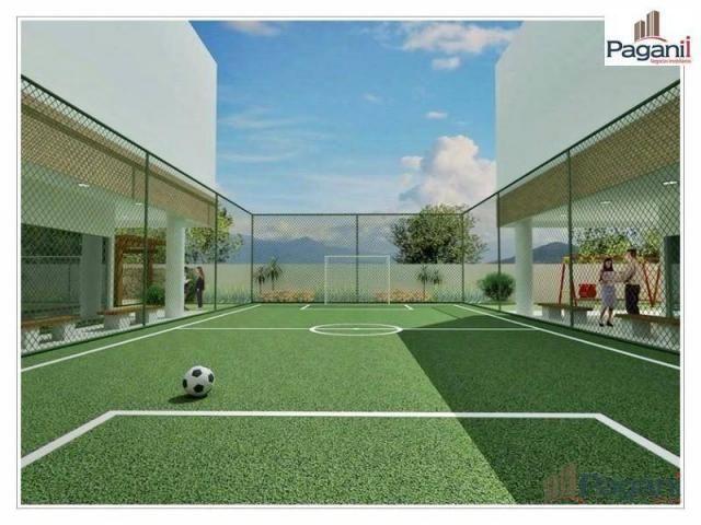 Apartamento com 3 dormitórios à venda, 126 m² por R$ 817.000,00 - Centro - Palhoça/SC - Foto 17