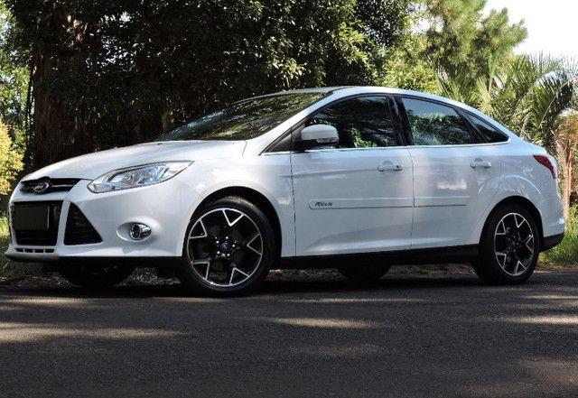 Ford Focus Sedan Titanium 2.0 2015 Impecável - Foto 2