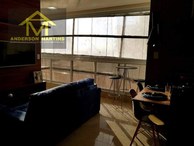 1 quarto e sala em Itaparica Ed. Uno Cód: 12703AM - Foto 8