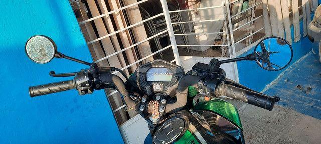 Retrovisor Articulado Bolinha GVS  - Foto 3
