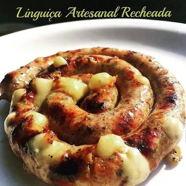 Linguiça artesanal