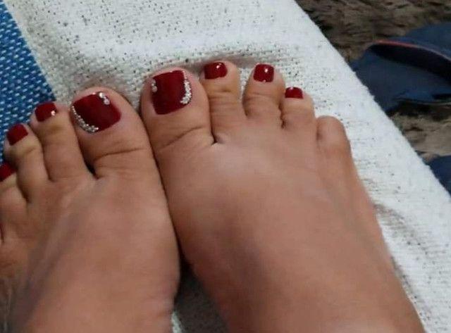 Manicure & Pédicure, & Design de Sobrancelha!!  - Foto 2