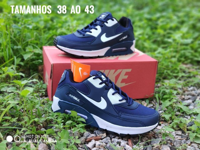 Tênis Nike Air M Novo Várias Cores - Foto 6