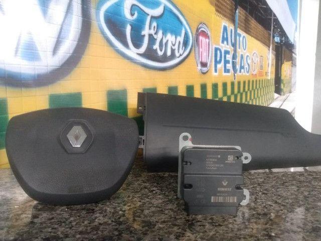 Kit airbag oroch logaan sandero