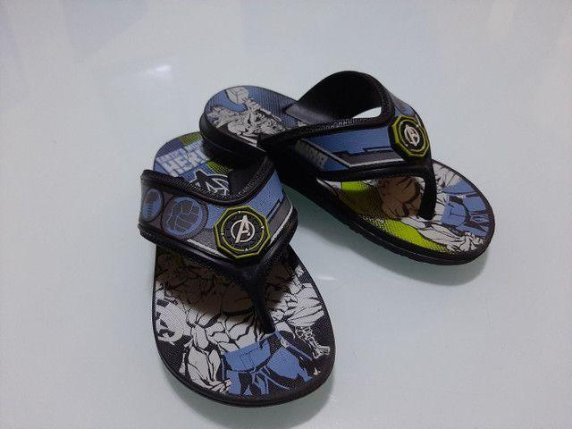 Sapatos Infantil menino 23 ao 25 *ACEITO CARTÃO* - Foto 5