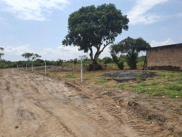 Lotes na região da avenida Noide Cerqueira R$ 25.000,00 Financiamento direto.  - Foto 2
