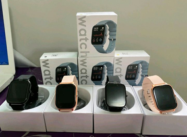 Smartwatch P8 relógio inteligente novo  - Foto 4
