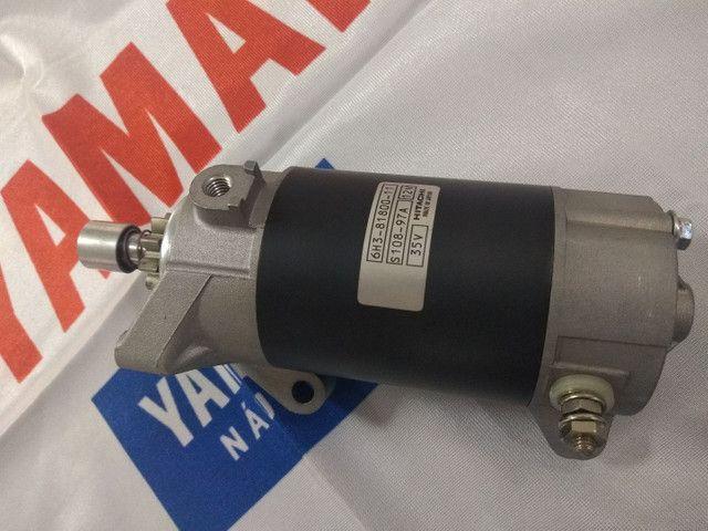 Motor de partida 60HP 2 TEMPOS - Foto 2