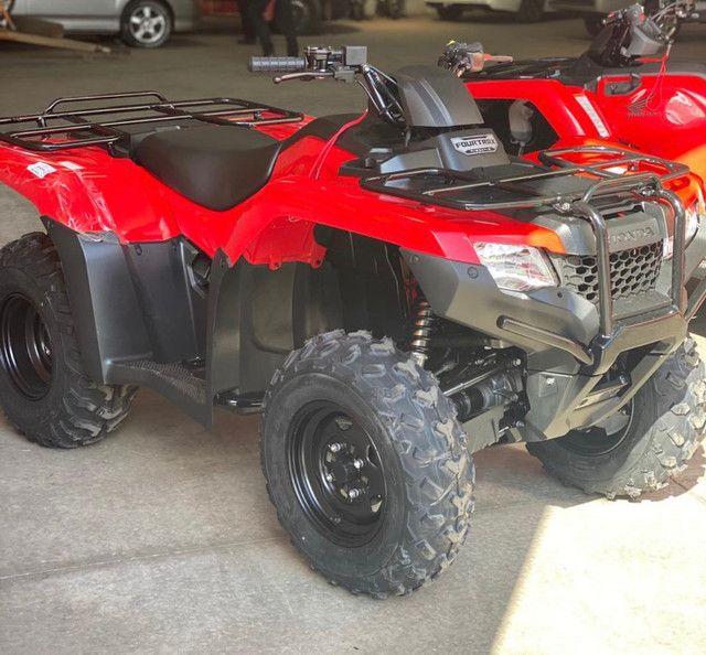 Honda Trx 420 Fourtrax Fm 4x4 Quadriciclo 2021 791080679 Olx