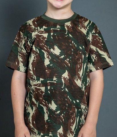 Camisetas Camufladas - Foto 5