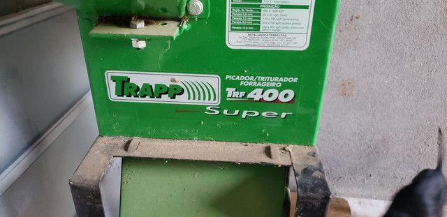 ACEITO OFERTAS!!Vendo triturador de capim  - Foto 4