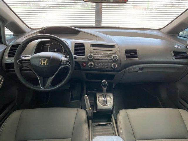 Honda Civic Lxs 1.8 Aut Flex - Foto 7