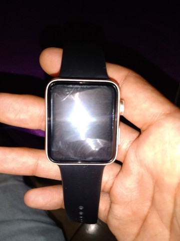 Apple watch série 2 gold 42mm
