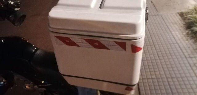 Caixa de fibra 80 litros  - Foto 2