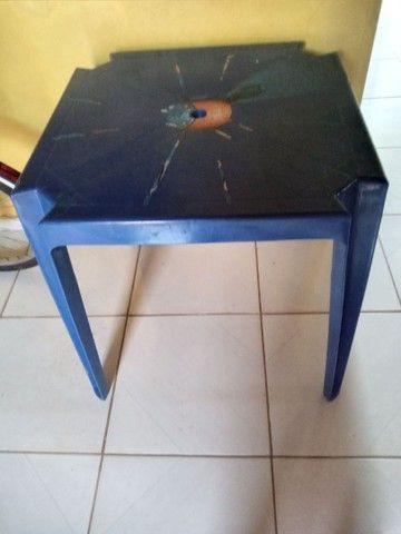 Mesa de plástico.  - Foto 2