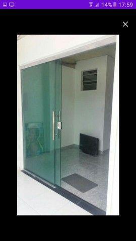 Fazemos manutenção de blindex portões de aluminio - Foto 3