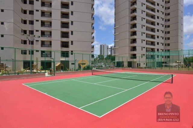 Apartamento no Cosmopolitan com 4 dormitórios à venda, 259 m² por R$ 2.650.000 - Guararape - Foto 2