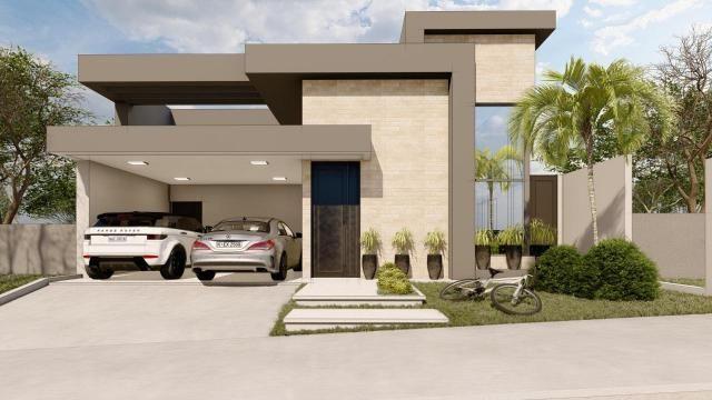 Casa em Condomínio para Venda em Presidente Prudente, Parque Residencial Mart Ville, 3 dor - Foto 3