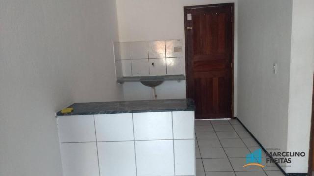 Apartamento com 2 dormitórios para alugar, 55 m² por R$ 509,00/mês - Barra do Ceará - Fort - Foto 7