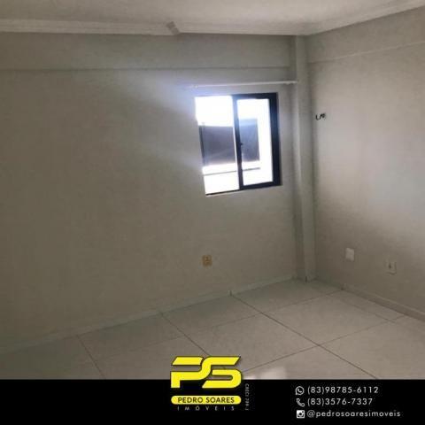 Apartamento com 3 dormitórios à venda, 90 m² por R$ 300.000 - Jardim Cidade Universitária  - Foto 12