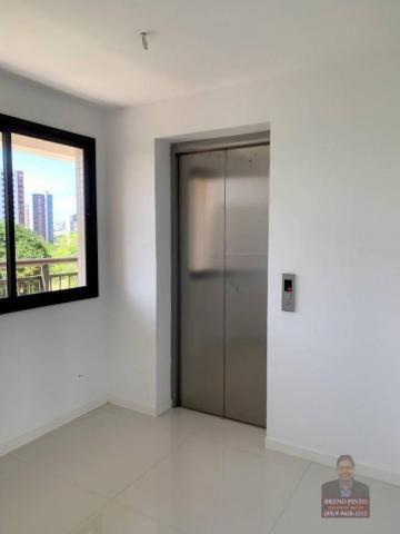 Apartamento no Cosmopolitan com 4 dormitórios à venda, 259 m² por R$ 2.650.000 - Guararape - Foto 18