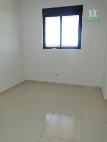 Apartamento com 2 dormitórios para alugar, 98 m² por R$ 2.000,00/mês - Conjunto A - Foz do - Foto 8
