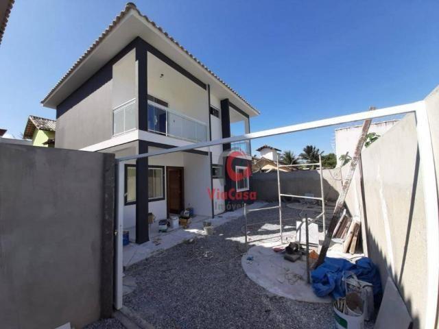 Casa à venda, 122 m² por R$ 380.000,00 - Costazul - Rio das Ostras/RJ - Foto 3
