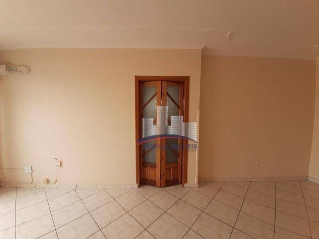 Apartamento com 2 dormitórios para alugar por R$ 1.799,98/mês - Encruzilhada - Santos/SP - Foto 4