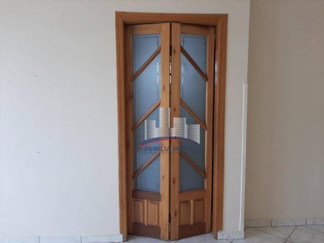 Apartamento com 2 dormitórios para alugar por R$ 1.799,98/mês - Encruzilhada - Santos/SP - Foto 3