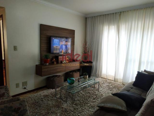Apartamento à venda, 4 quartos, 2 vagas, Centro - Viçosa/MG - Foto 3
