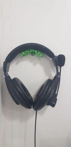 Fone de ouvido Headset C3 Tech P2 Voicer Confort  - Foto 2