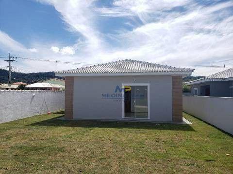 Casa com 3 dormitórios à venda, 109 m² por R$ 420.000,00 - Caxito - Maricá/RJ - Foto 16