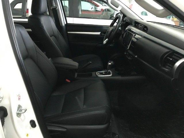 Hilux SRX 4x4 Aut. Diesel 2018 - Foto 8