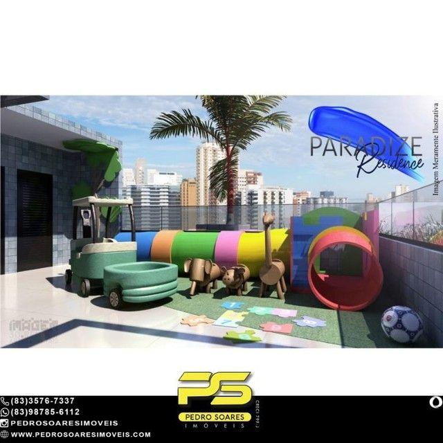 Apartamento com 1 dormitório à venda, 35 m² por R$ 195.000 - Aeroclube - João Pessoa/PB - Foto 5