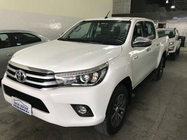 Hilux SRX 4x4 Aut. Diesel 2018