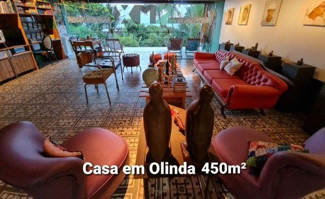 Casa em Olinda 450m². (Ref.: 12485V) Rua São Francisco, Carmo. Olinda - PE.  - Foto 3
