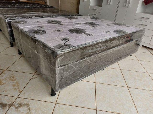 Camas unibox casal, novas direto de fábrica - Foto 2