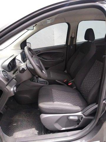 Ford Ka Se Plus 1.5 Automatico 2020 Cinza  - Foto 6