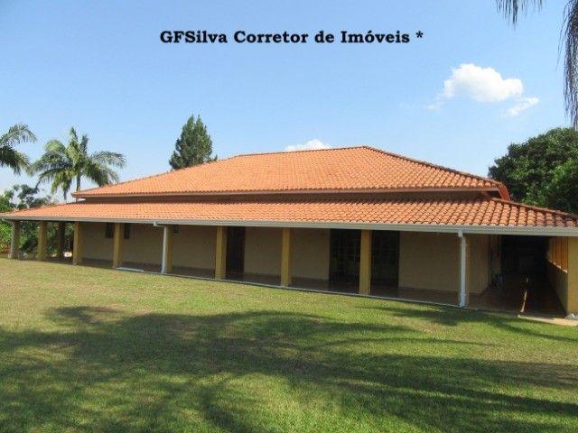 Chácara 1.500 m2 Condominio Fechado Casa 3 dorm. píscina Ref. 453 Silva Corretor - Foto 3
