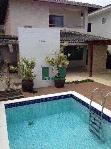 Casa em Condomínio para Locação em Lauro de Freitas, Centro, 4 dormitórios, 3 suítes, 4 ba - Foto 3