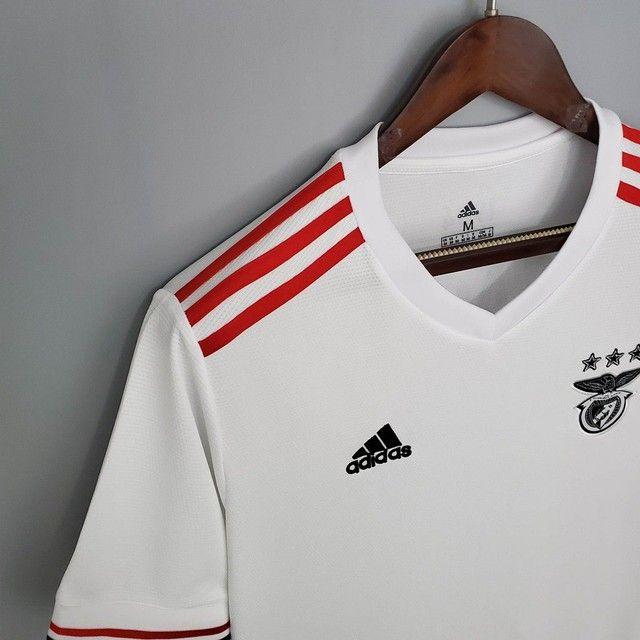 Camisa do Benfica Home 21/22 - Foto 3