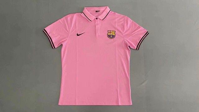 Camisas de times (diversos)