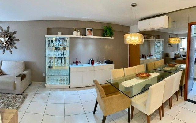 Apartamento na Jatiuca, 110m², 3/4-2 suites, varanda integrada - Foto 2